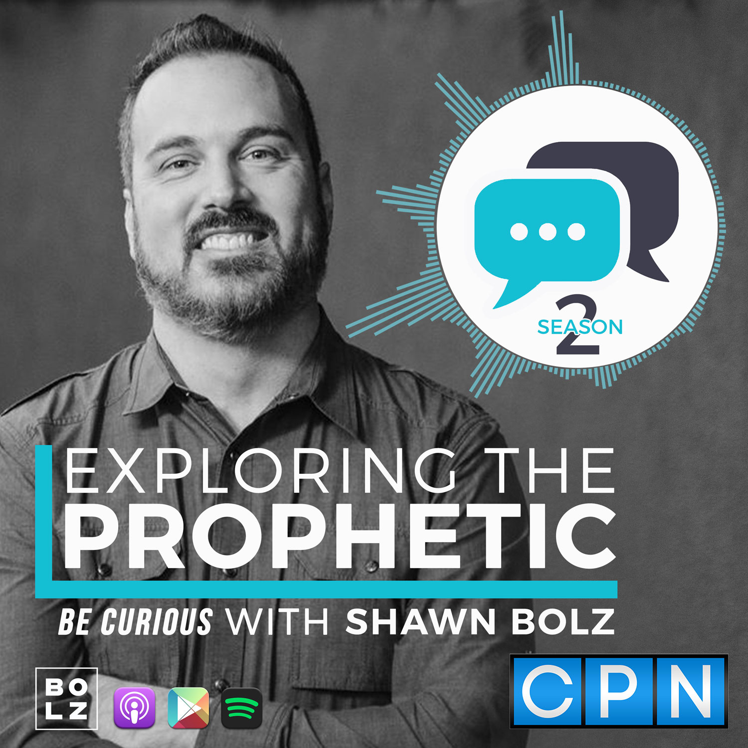 Exploring the Prophetic with Darren Wilson (Ep. 9)